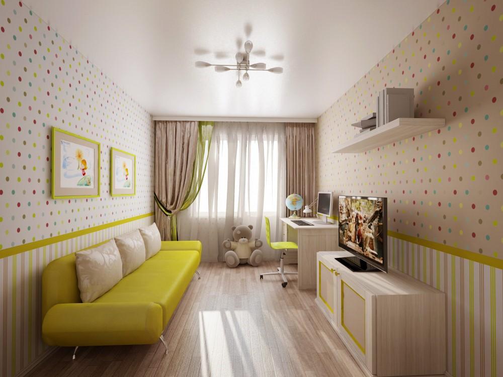 сатиновый натяжной потолок в детскую_4-3_1000-750